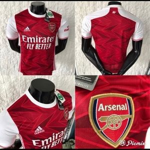 Arsenal Home Jersey 20/21 size L